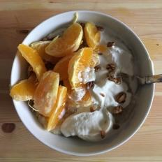 Orange Creamsicle Oatmeal
