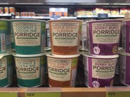 Porridge to go in the land of Wall-E