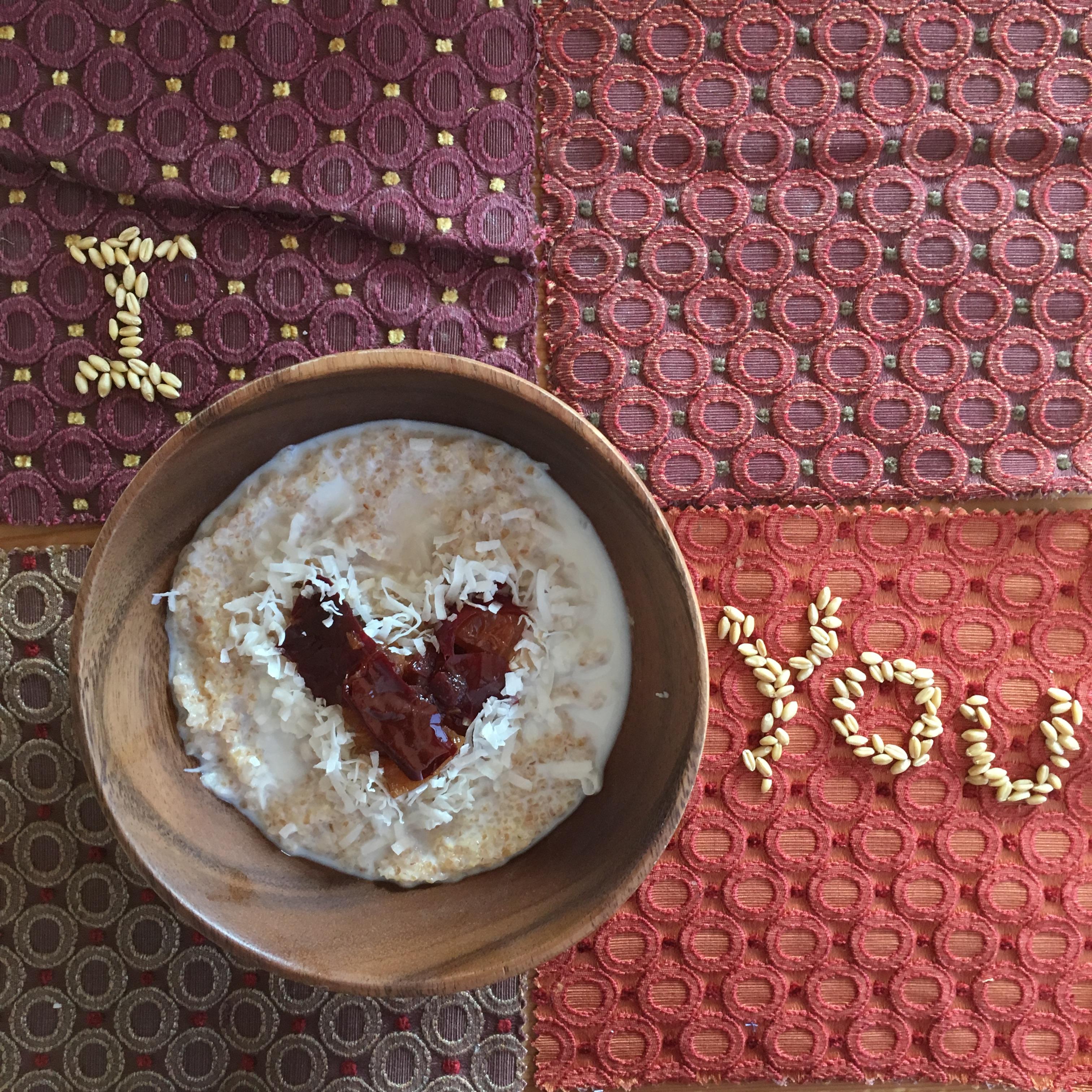 porridge valentine