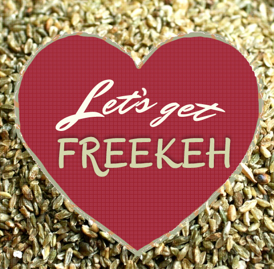 freekeh valentine