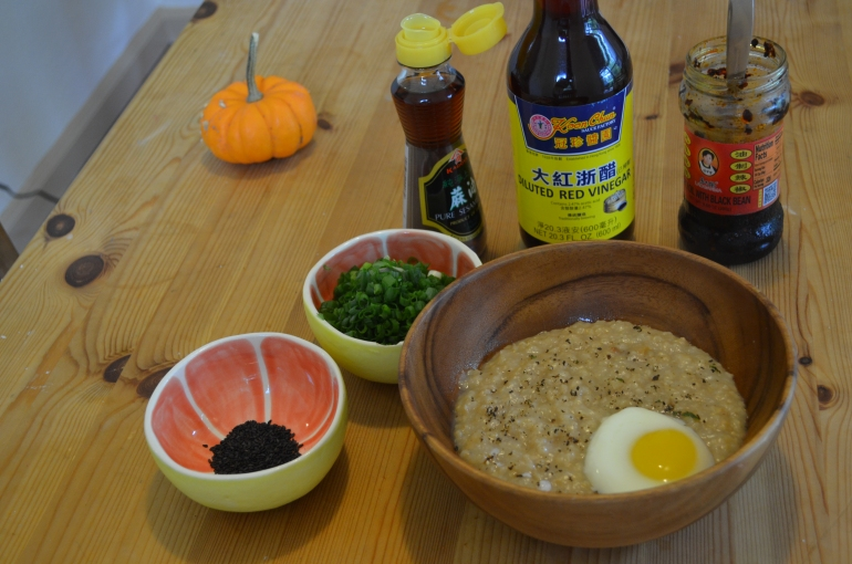 brown rice slow cooker congee recipe