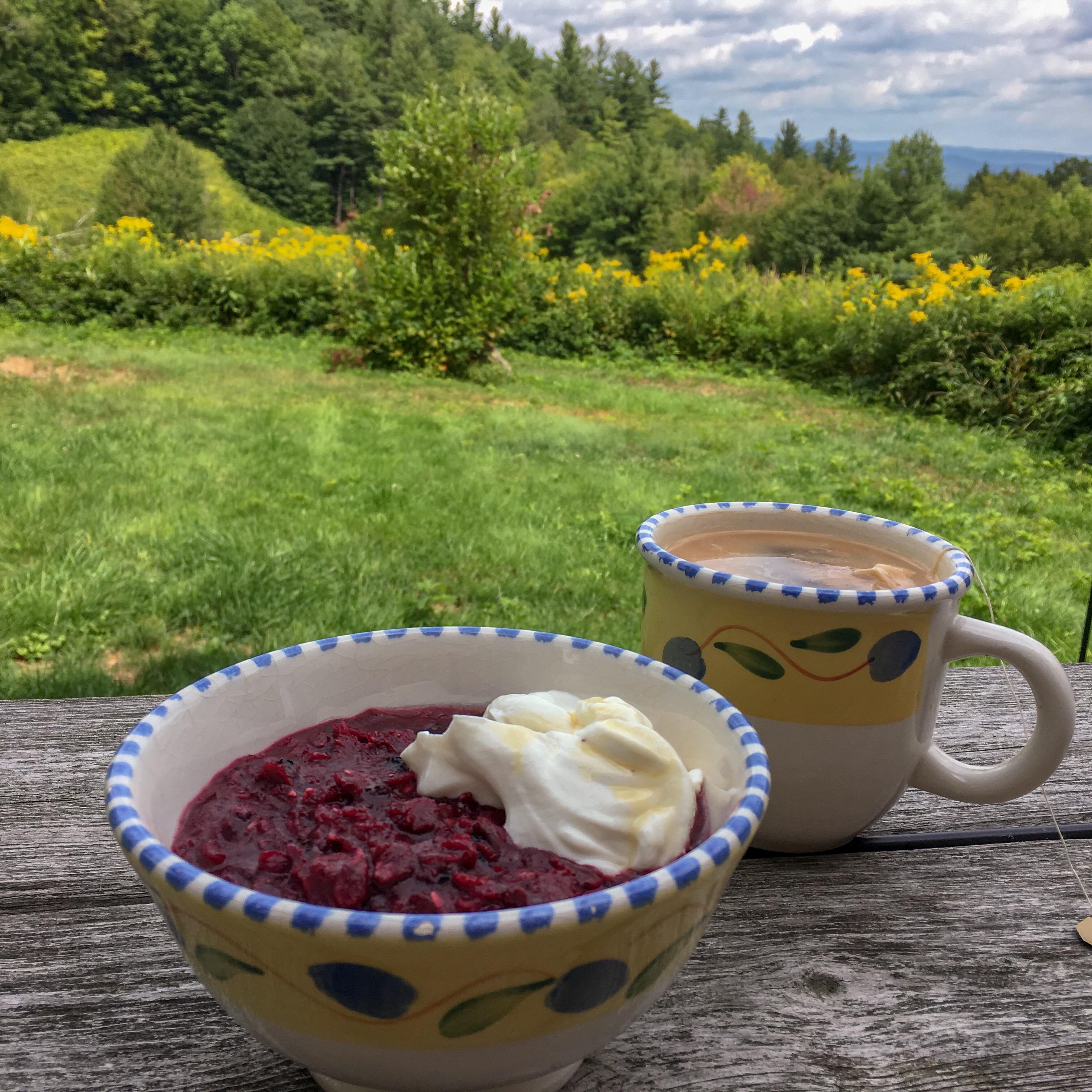 porridge photograph